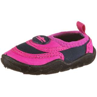 AQUA LUNG BEACHWALKER KIDS Wasserschuhe Kinder pinky navy blue