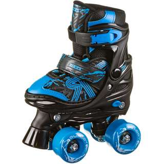 ROCES Quaddy Boy 3.0 Rollschuhe Kinder black-astro blue