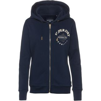 Superdry Sweatjacke Damen richest navy