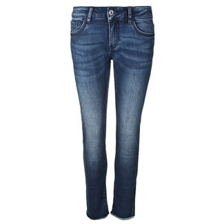 Blue Monkey HONEY Straight Fit Jeans Damen blue