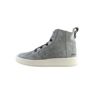 EKN Footwear Argan High Sutri Grey Suede Sneaker Herren grey