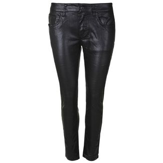 Blue Monkey HONEY Straight Fit Jeans Damen black