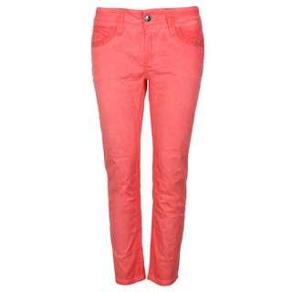 Blue Monkey CHARLOTTE 30173 Straight Fit Jeans Damen orange