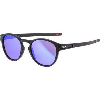 Oakley LATCH Sonnenbrille matte black;prizm violet
