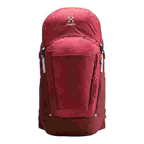 Haglöfs Ströva 65 Trekkingrucksack Brick red/light maroon red s-m