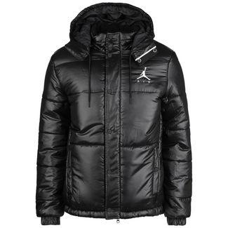 Nike Jordan Jumpman Puffer Outdoorjacke Herren schwarz / weiß
