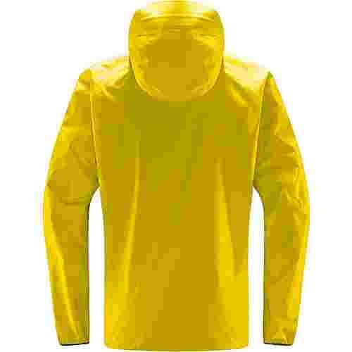 Haglöfs GORE-TEX® L.I.M Jacket Hardshelljacke Herren Signal yellow