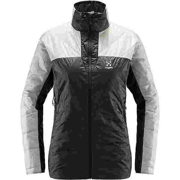 Haglöfs L.I.M Barrier Jacket Outdoorjacke Damen Magnetite/stone grey