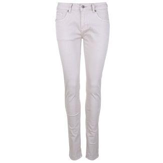 Blue Monkey Honey 10400 Straight Fit Jeans Damen beige