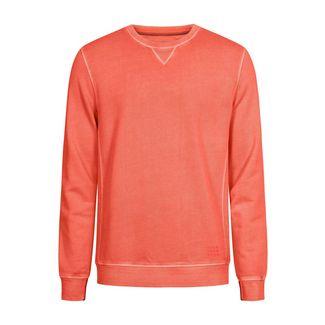 Colours & Sons Sweatshirt EDGAR Sweatshirt Herren dragon fruit