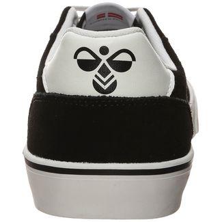 hummel Stadil 3.0 Suede Sneaker Herren schwarz / weiß