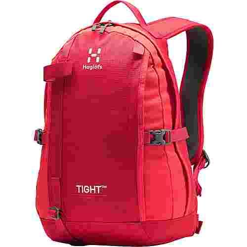 Haglöfs Tight Small Trekkingrucksack Rich red/pop red