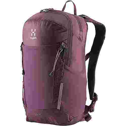 Haglöfs Spiri 20 Trekkingrucksack Purple petal