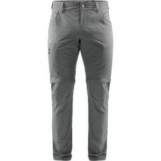 Haglöfs Lite Zip Off Pant Zipphose Herren Magnetite short