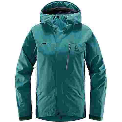 Haglöfs GORE-TEX® Astral Jacket Hardshelljacke Damen Willow green