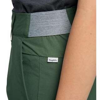 Haglöfs Amfibious Shorts Funktionsshorts Damen Fjell green