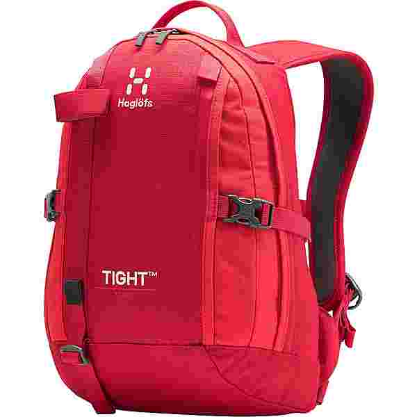 Haglöfs Tight X-Small Trekkingrucksack Rich red/pop red