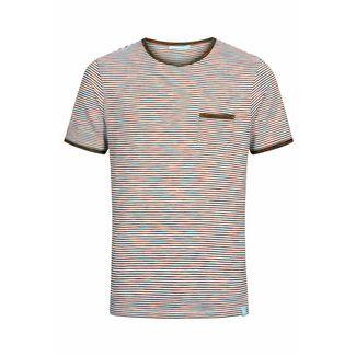Colours & Sons Ringel MARIO T-Shirt Herren combo a
