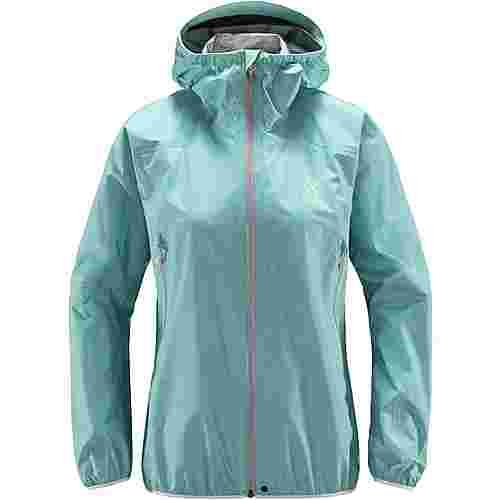 Haglöfs GORE-TEX® L.I.M Comp Jacket Hardshelljacke Damen Glacier green