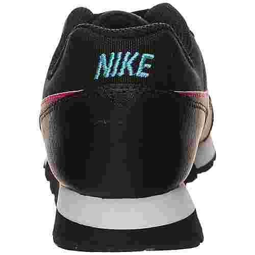 Nike MD Runner 2 Sneaker Kinder schwarz / pink