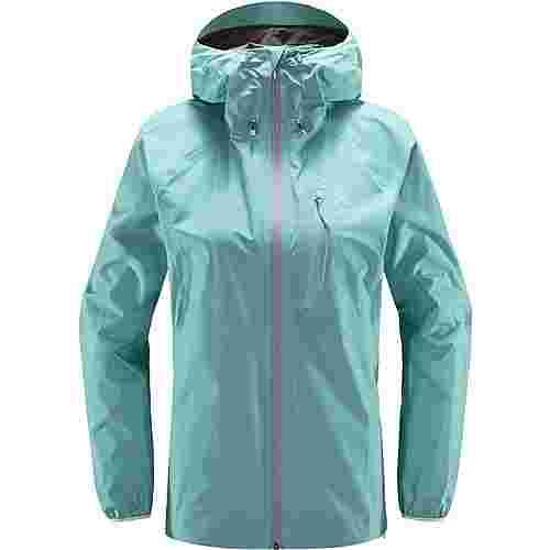 Haglöfs GORE-TEX® L.I.M Jacket Hardshelljacke Damen Glacier green