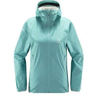 Haglöfs L.I.M PROOF Multi Jacket Hardshelljacke Damen Glacier green