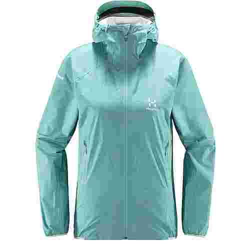 Haglöfs L.I.M PROOF Multi Jacket Hardshelljacke Damen Glacier green