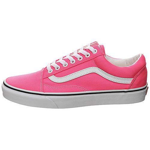 Vans Old Skool Sneaker Herren pink weiß im Online Shop von SportScheck kaufen