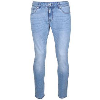 Blue Monkey Markus 4578 Straight Fit Jeans Herren blau