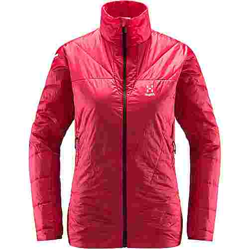 Haglöfs L.I.M Barrier Jacket Outdoorjacke Damen Hibiscus red