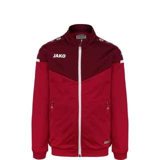 JAKO Champ 2.0 Trainingsjacke Kinder rot / bordeaux