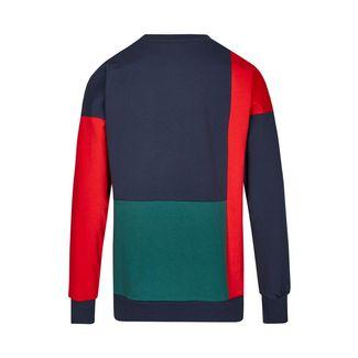 Cleptomanicx Yesters Sweatshirt Herren Dark Navy