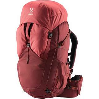 Haglöfs Ängd 60 W Trekkingrucksack Damen Light maroon red/brick red s-m