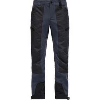 Haglöfs Rugged Pro Pant Trekkinghose Herren Dense blue/true black