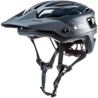 Sweet Protection Trailblazer Fahrradhelm matte midnight blue