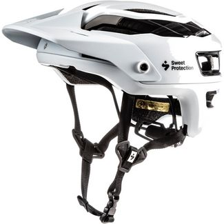 Sweet Protection Trailblazer Fahrradhelm matte white