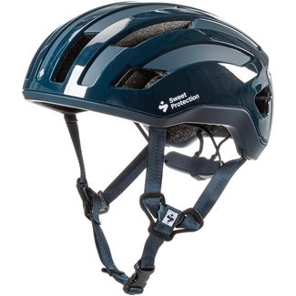 Sweet Protection Outrider Fahrradhelm gloss midnight blue