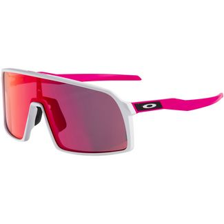Oakley SUTRO Sportbrille matte white;prizm road