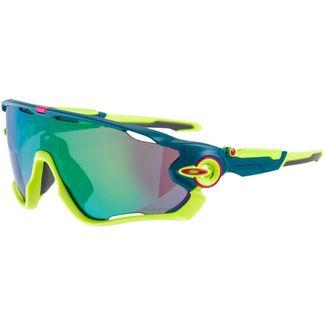 Oakley JAWBREAKER Sportbrille matte balsam;prizm road jade