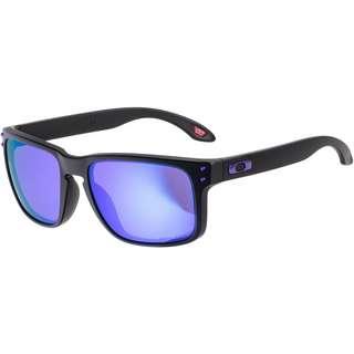 Oakley HOLBROOK Sonnenbrille matte black;prizm violet