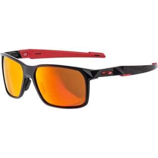 Oakley PORTAL X Sonnenbrille polished black;prizm ruby polarized