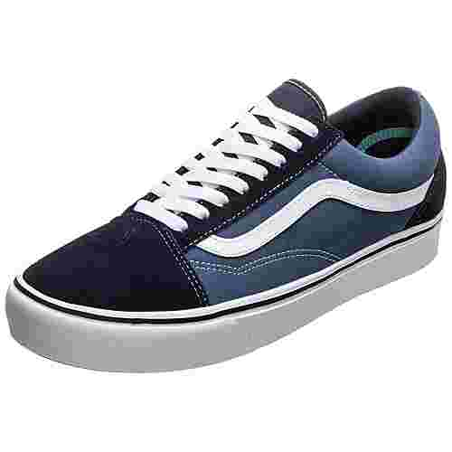 Vans Old Skool ComfyCush Sneaker Herren dunkelblau / weiß