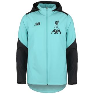 NEW BALANCE FC Liverpool Base Storm Trainingsjacke Herren mint / schwarz