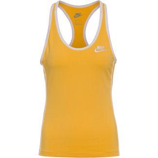 Nike NSW Tanktop Damen topaz gold-white-white