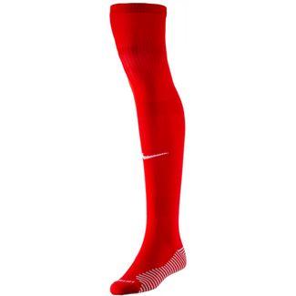 Nike Frankreich 2021 Heim Stutzen university red-white-white