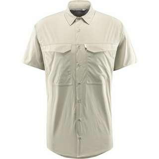 Haglöfs Salo SS Shirt Outdoorhemd Herren Lichen