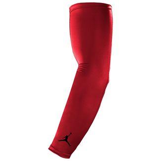Nike Shooter Sleeves Armlinge Kinder rot / schwarz