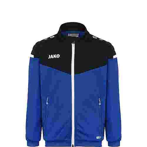 JAKO Champ 2.0 Trainingsjacke Kinder blau / dunkelblau