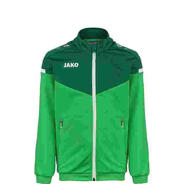 JAKO Champ 2.0 Trainingsjacke Kinder grün / dunkelgrün