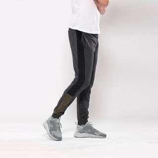 Tom Barron Stylische Casual Jogging Hose Sweathose Herren grau